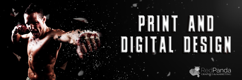 Print & Digital Design