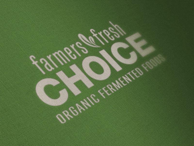 Farmers Fresh Choice Logo Design Toowoomba