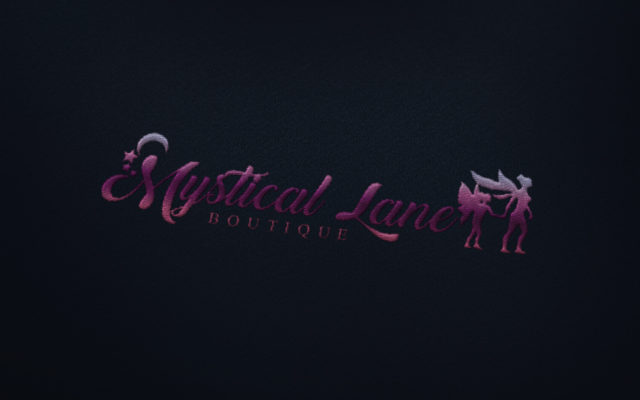 Mystical Lane Boutique Logo Design